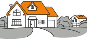 Сайты для коттеджных поселков