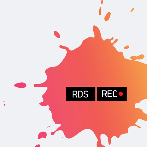 Сайт для компании RDS Records